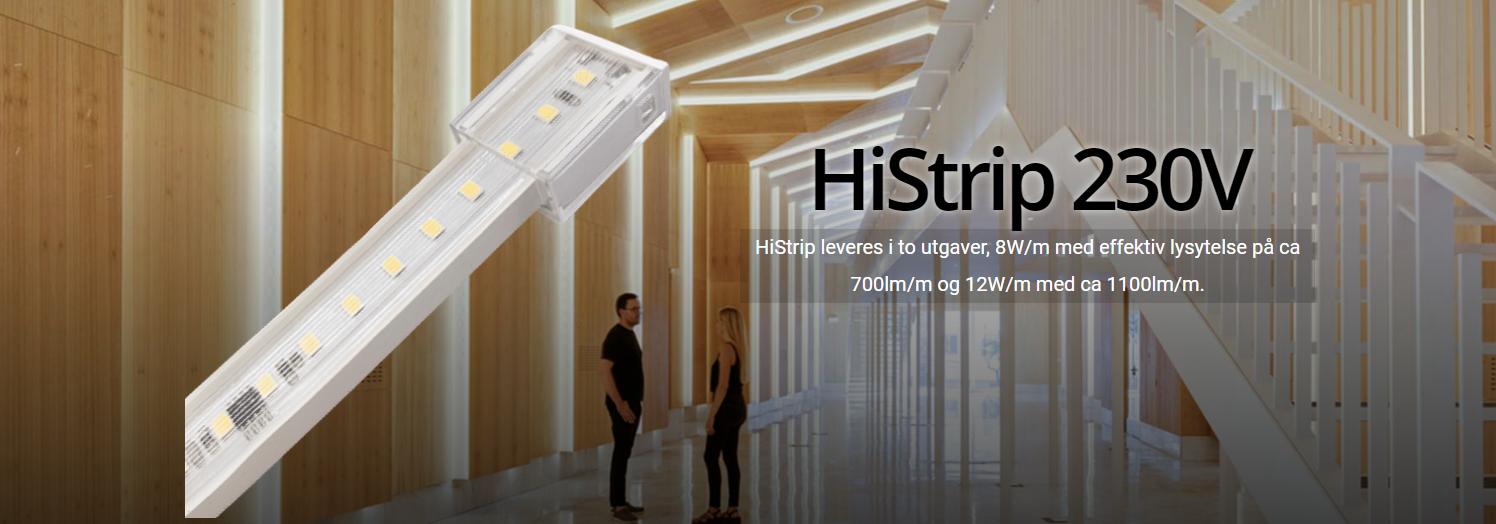 Unilamp Histrip 230V