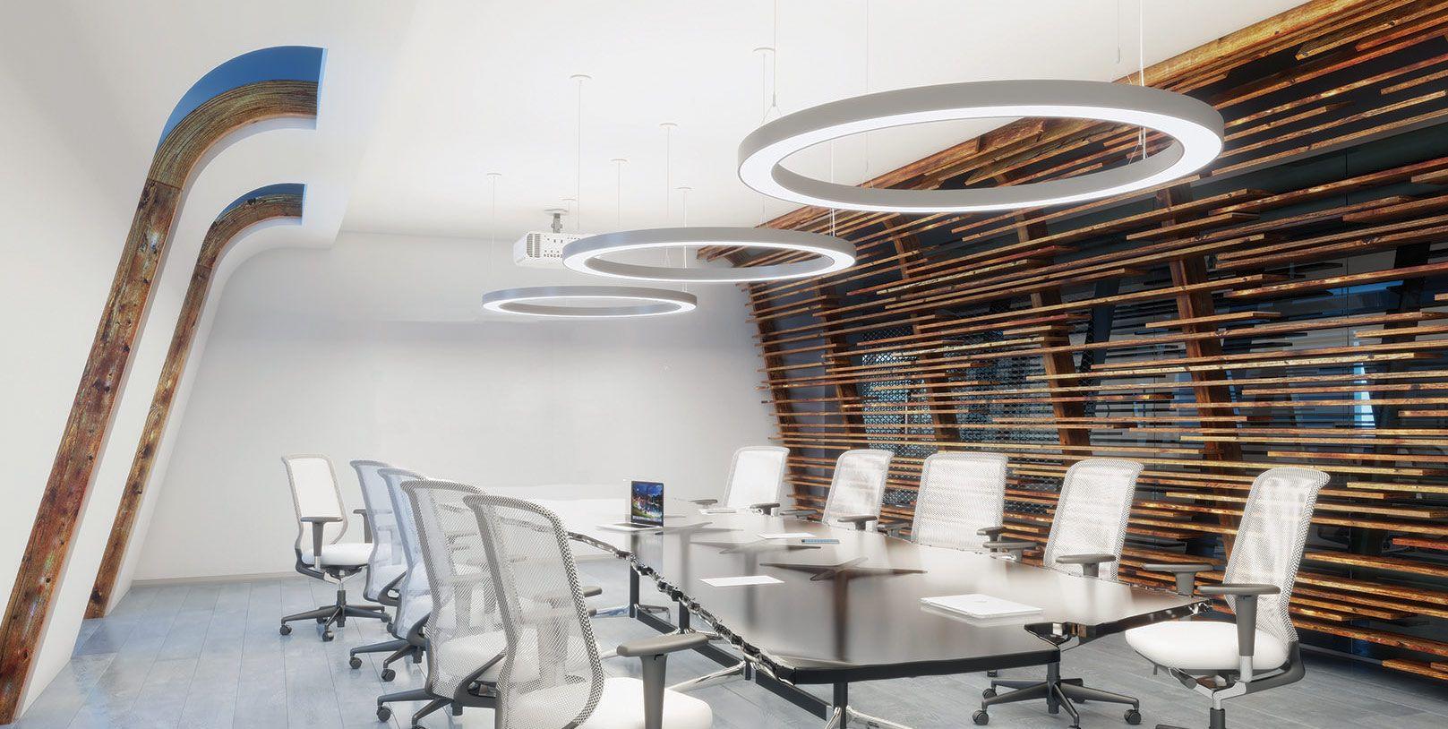 LED til kontor