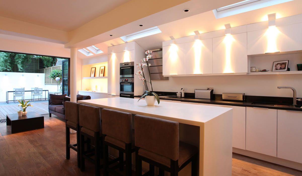 LED til kjøkken