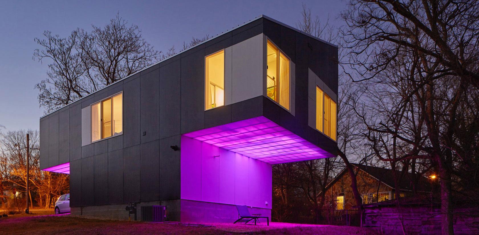 RGB LEDlys