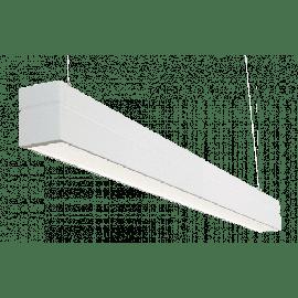 SG Facet Snortrekk m/fjær Hvit 27W LED 3000K Ra>80