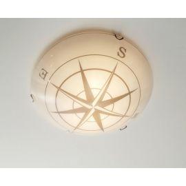 Kompass Plafond Ø30 E14X2