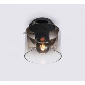 Roxy taklampe - Sort/Røykfarget