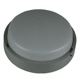Unilamp DARIUS 12W AC LED IP 65 GRAFIT TAK/VEGGARMATUR UTENDØRS