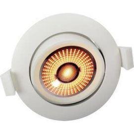Unilamp Limbo 10W WarmDim Downlight Matt Hvit