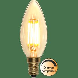 LED LAMP E14 Soft Glow dimbar 2100Kelvin
