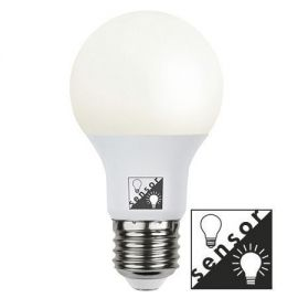 LED-pære E27 SMART Dag/Natt LED 7W 2700K