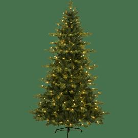 Delux Larvik juletre 270-lys 180 cm