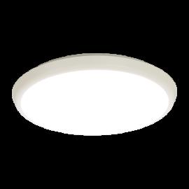 Ronja taklampe 300 mm hvit, IP54,2300lm,3000k,18W