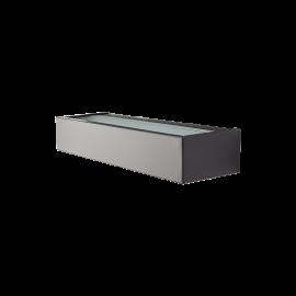 SG Edge Grafitt 595lm opp/ned lys 2700K Ra80 Faseavsnitt