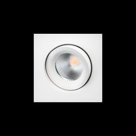 SG Junistar Square Lux Hvit 7W LED 4000K Ra 98
