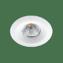 SG Uniled IsoSafe DimToWarm Matt hvit 6W LED 2000-2800K