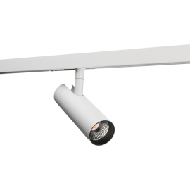 SG Zip Tube Micro Hvit 330lm 2700K Ra 98 Faseavsnitt