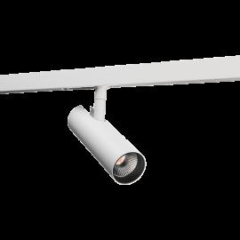 SG Zip Tube Micro Hvit 7w 2000-2800K Ra95 Faseavsnitt