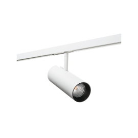 Zip Tube Mini Hvit 830lm 2700K Ra 98 Faseavsnitt