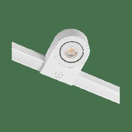 Zip Star Matt hvit 6,5W LED 2700K Ra>95