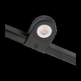 Zip 230V Star 6,5W LED - sort