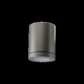 Metro taklampe utendørs IP65 4,5W - Grafitt