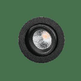 SG Junistar Lux IsoSafe Sort 7W LED 2700K Ra 98
