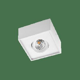 SG Cube DimToWarm Matt hvit 6W LED 2000-2800K