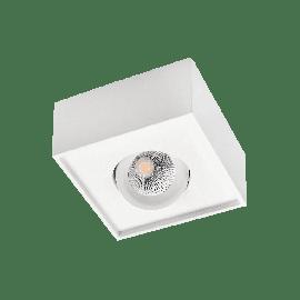 SG Cube Lux Hvit 7W LED 2700K Ra 98, 10 års garanti