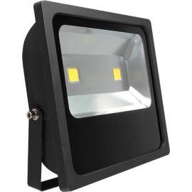 Pro FLOW LED 100W 7500LM 4000K IP65 SORT