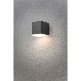 Monza LED nedlys 6W Mørk grå