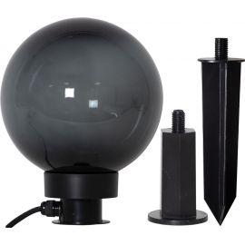Orby Ball dekorasjonslampe Røykfarget 20cm
