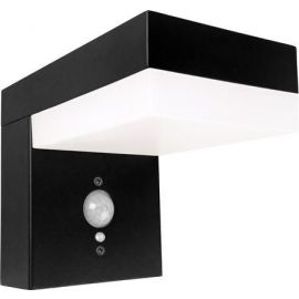 6W LED Utelampe med Solcelle