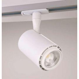 VELO LED TRACK LIGHT, 1-FAS, HVIT, 13W, 230V