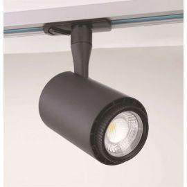 VELO LED TRACK LIGHT, 1-FAS, SORT, 13W, 230V
