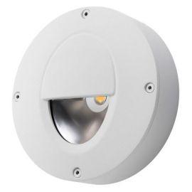 SG CALLISTO WALL MATT-HVIT 4W LED 2700K
