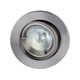 Downlight Rund IP20 230V/Gu10 Børstet stål