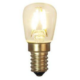 Decoration LED Ozon klar filament E14 2100K 90lm 1,3W 2pk