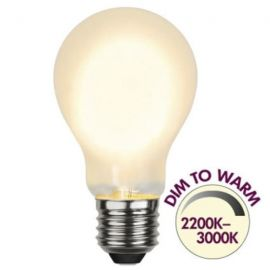 Illumination Normal frost E27 Dim to Warm 2200-3000K 280lm