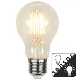Decoration Normal LED klar m/sensor E27 2100K 300lm 4,2W