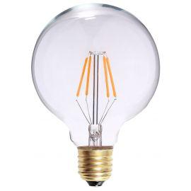 EDISON GLOBE 125mm E27 LED 6W 2200K