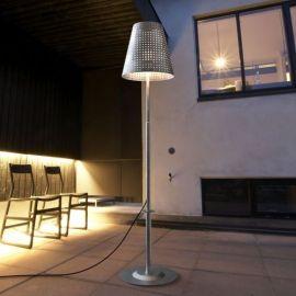 Markbelysning Nordlux Fuse frittstående lampe med jordspyd