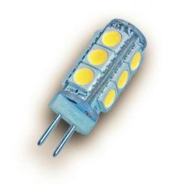 G4 1,6W Dimbar LED passer til 12V DC