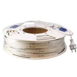 HiStrip 230V 12W/m 3000K Ra90 IP65 meter (leveres på 50m rull)