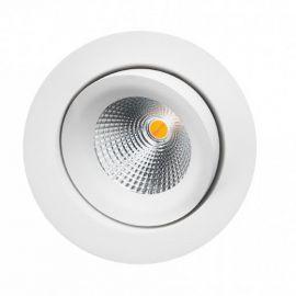 SG DimToWarm Matt hvit 7W LED 2000-2800K Ra95