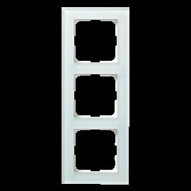 Kombinasjonsplate Plus Option hvit frostet 3H ELKO