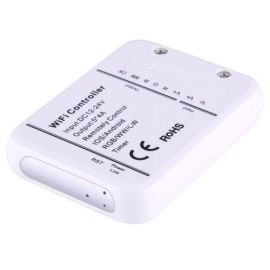 5 Channels WiFi LED Music Controller iphone & andriod, DC 12-24V