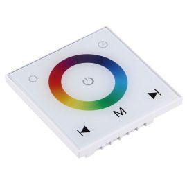 RGB Panel LED bakgrunnsbelysning, DC 12-24V (hvit)
