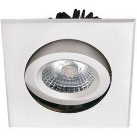 Tilo COB LED 8W IP44 Matt Hvit