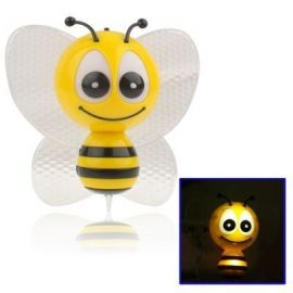 Bee Formet Nattlampe