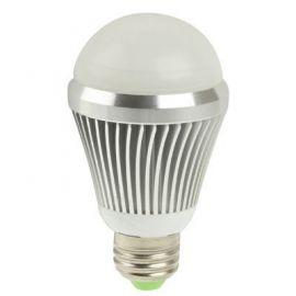 8W E27 LED lys pære med bevegelse Sensor