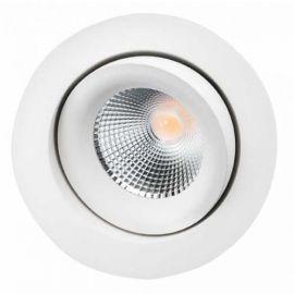 SG Junistar Lux Hvit 7W LED 2700K Ra98 10års Garanti