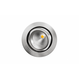 SG Junistar DimToWarm Børstet stål 6W LED 2000-2800K Ra>95