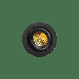 SG Junistar DimToWarm Sort/Gull 7W LED 2000-2800K Ra>95